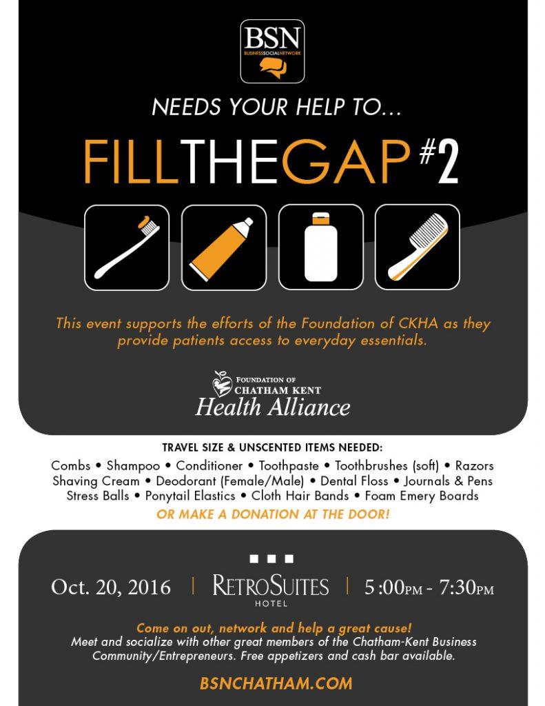 Fill The Gap 2_Poster